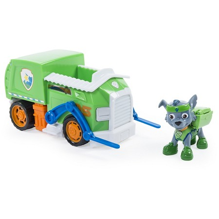 Rocky's All Stars Recycling Truck