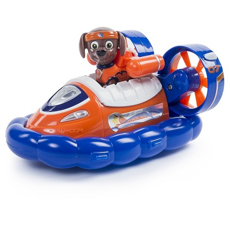 Zuma's All Stars Hovercraft