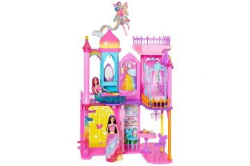 barbie-castle