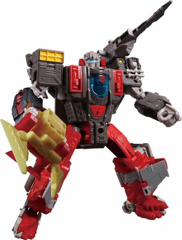 Transformers Legends Series - LG53 Broadside