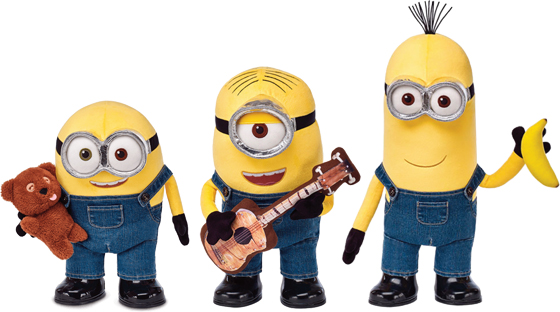Minions-Collection
