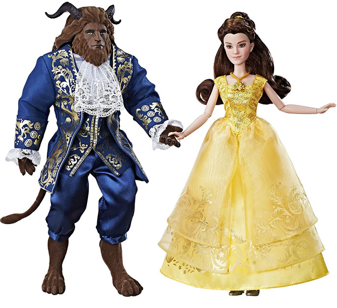 Hasbro's Beauty and the Beast